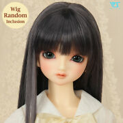 Volks Sd Standard Model Co Co And Extra Clothes Super Dollfie Wig-random