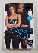 Game On Coleman High By Calvin Slater 2015 Arc Paperback