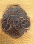 Excelsior Autocycle / Motorcycle Watch Fob