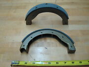 Replacement Brake Shoes For Front Fl And Front And Rear Sportster Harley