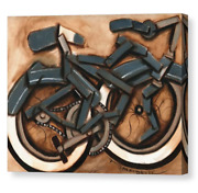 Modern Cycling Decor Cruiser Bike Bicycle Wall Art For Sale By Artist Tommervik