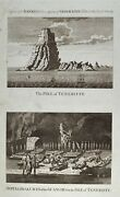 Teneriffa Bankes's New System Of Geography 1788 - Tenerife Pike Caves Guanche