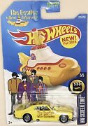 70 Chevy Chevelle Ss Custom Hot Wheels The Beatles Yellow Submarine Limited
