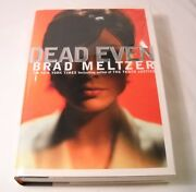 Dead Even - Signed By Brad Meltzer - 1st Edition / 1st Printing B155