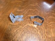 Datsun Nissan Oem 1976 280z Engine Bay Hose Clips Wire Clamps