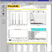 Fluke Fvf-sc2 Flukeview Forms Software With Usb Cable