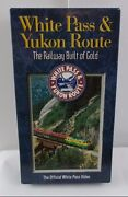 White Pass And Yukon Route Vhs Tape Trains 30 Minutes 2001