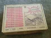 Camerons Stainless Steel Stovetop Smoker Cooker  Vgc
