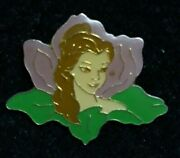 Pin Pins Disney Beauty And The Beast Flower Htf Old 7249