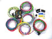 Gearhead 1966 - 1968 Chevy Impala Biscayne Complete Wire Harness Wiring Kit Usa