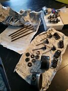 Harley-davidson Parts Lot Pistons Camshaft And Other Stuff