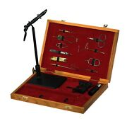 Fly Fishing Tying Anglers Vise Tool Kit Vice Export Quality