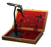 Fly Fishing Tying Coachman Vise Tool Kit Vice Export Quality