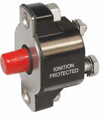 Blue Sea 2141 Breaker 40-amp Push Button Reset-only
