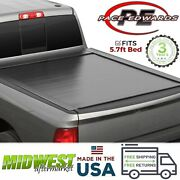 Pace Edwards Bedlocker Bed Cover For 2004-18 Gm Silverado Sierra 1500 5and0397 Crew
