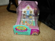 Vintage Polly Pocket Cozy Cottage Bluebird Toys New In Package