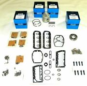 Mercury 75-85 Hp 4 Cyl Cross Flow Power Head Rebuild Kit - .020 Size 100-15-22