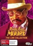 Rudy Ray Moore- The Live Collection- New Sealed - R4 - D442