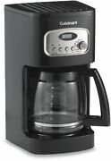 Coffee Maker Machine 12 Cup Programmable Brew Stainless Steel Carafe Cuisinart