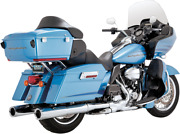 Vance And Hines 16832 Power Duals Chrome With Kandn Air Filter