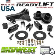 Readylift 2.5 Leveling Kit W| Track Bar Bracket For 2011-2019 Ford F250 F350 Sd