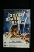 Fear Dot Com - Want To See A Killer Website - Pre Owned -r4 -d454