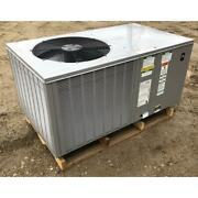 Thermal Zone Tzah-42jl 3-1/2 Ton Horizontal Rooftop Air Conditioner 13 Seer