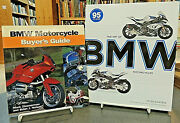 2 Bk Set Bmw Motorcycle Buyerand039s Guide And Art Of Bmw Motorcycles References