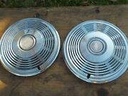 2andnbsprare And Awesome Chevrolet Caprice Hubcaps 427 454 396 1968 1969 1970 1971
