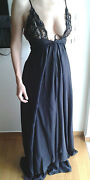 Authentic Dsquared Red Carpet Silk Dress Mod.s73ct0480 Tag.42