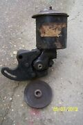 1964 Ford Thunderbird Power Steering Pump, Bracket, Cover And Dipstick Eaton