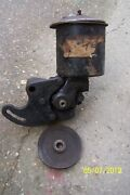 1964 Ford Thunderbird Power Steering Pump Bracket Cover And Dipstick Eaton