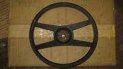 Chevrolet 4-spoke Sport Steering Wheel Gm 9752585-4 Camaro Nova Ss 1970-1980 Oem