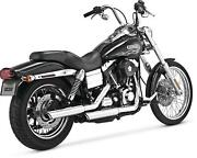 Vance And Hines Twinslash 3 In. Slip-ons 16837
