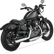 Vance And Hines Twinslash 3 In. Slip-ons 16839