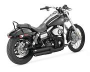 Vance And Hines Twinslash 3 In. Slip-ons 46845