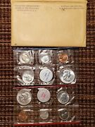 1959 P And D Mint Set With 25c Type B Reverse And Rpm. Sealed