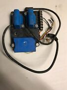 Used Marine Cdi Iginition System Iginition Mods On Mounting Plate. 8 Outlet