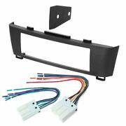 Radio Compatible With Receiver Install Mounting Kit Nissan Sentra 2000-2006