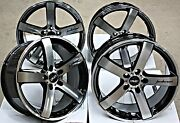 19 Alloy Wheels Cruize Blade Bp Fit For Saab 9-3 9-5 93 95 9-3x 900