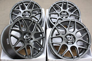 Alloy Wheels 18 Cruize Cr1 Gm Fit For Honda Element Legend Prelude S2000 Stream