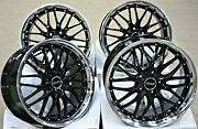 18 Alloy Wheels Cruize 190 Bp Fit For Cadillac Cts 03-07 Sts 06-11 Ats 13