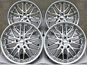 Alloy Wheels 18 Cruize 190 Sp Fit For Saab 9-3 9-5 93 95 9-3x 900