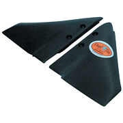 Davis 440 Doel-fin Hydrofoil Stabilizer Fin Black For Outboard Motors And Outdrive