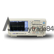 1pc Digital Oscilloscope Scope 7 Lcd Dso Upto 2mpts Atten Ads1102cml100mhz