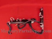 Mercury Optimax Fuel Rail Assembly Pro Xs/ Racing Xs- Part 8m0134248 - New/ Oem