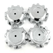 4pcs 140mm 5.5in Wheel Hub Center Caps Auto Accessories Car Styling