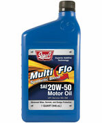 Smittyand039s Super S Sus 48 Multi-flo Synthetic Blend 20w-50 Sn Plus/gf-5 Motor Oil