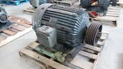 75/19 Hp Us Electric Motor 1800/900 Rpm 405t Frame Tefc 460 V 2 Speed