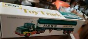 Vintage 1977 Hess Toy Oil Truck - In Original Box And Very Good Condition